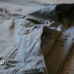Maurices Green Pants - Medium Long